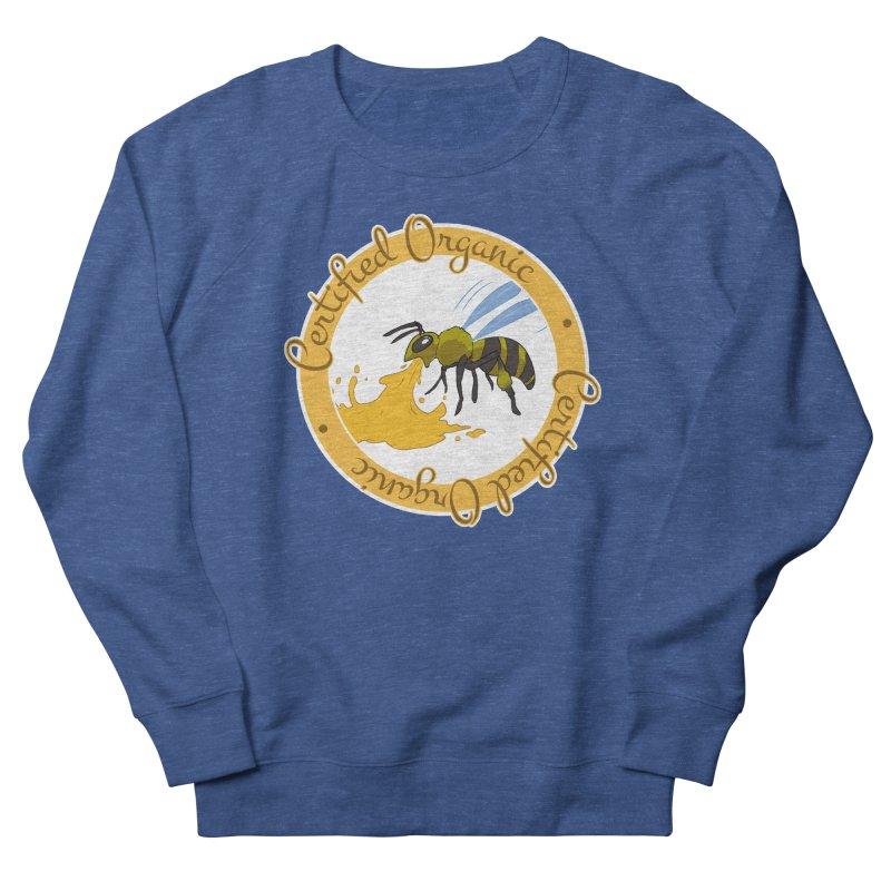 Certified Organic Men's Sweatshirt by Travis Gore's Shop