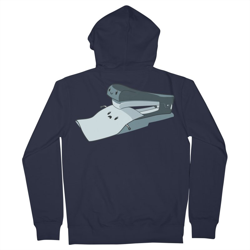 One Sided Relationship Men's Zip-Up Hoody by Travis Gore's Shop