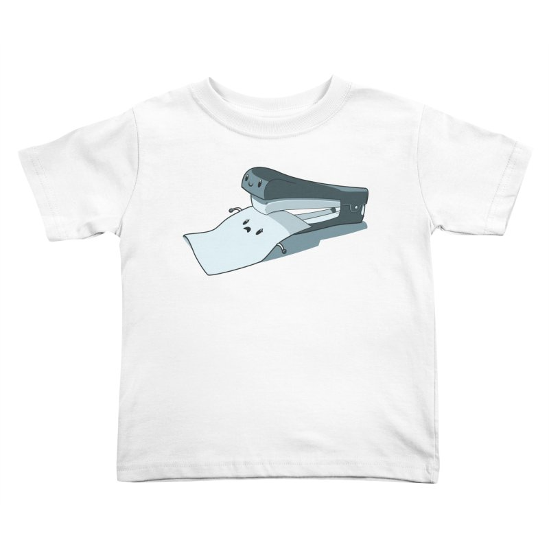 One Sided Relationship Kids Toddler T-Shirt by Travis Gore's Shop