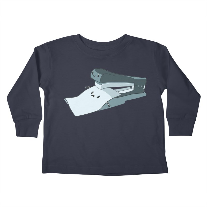 One Sided Relationship Kids Toddler Longsleeve T-Shirt by Travis Gore's Shop