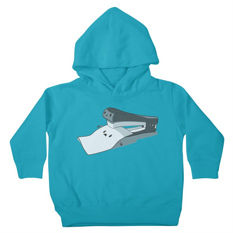 One Sided Relationship Kids Toddler Pullover Hoody by Travis Gore's Shop