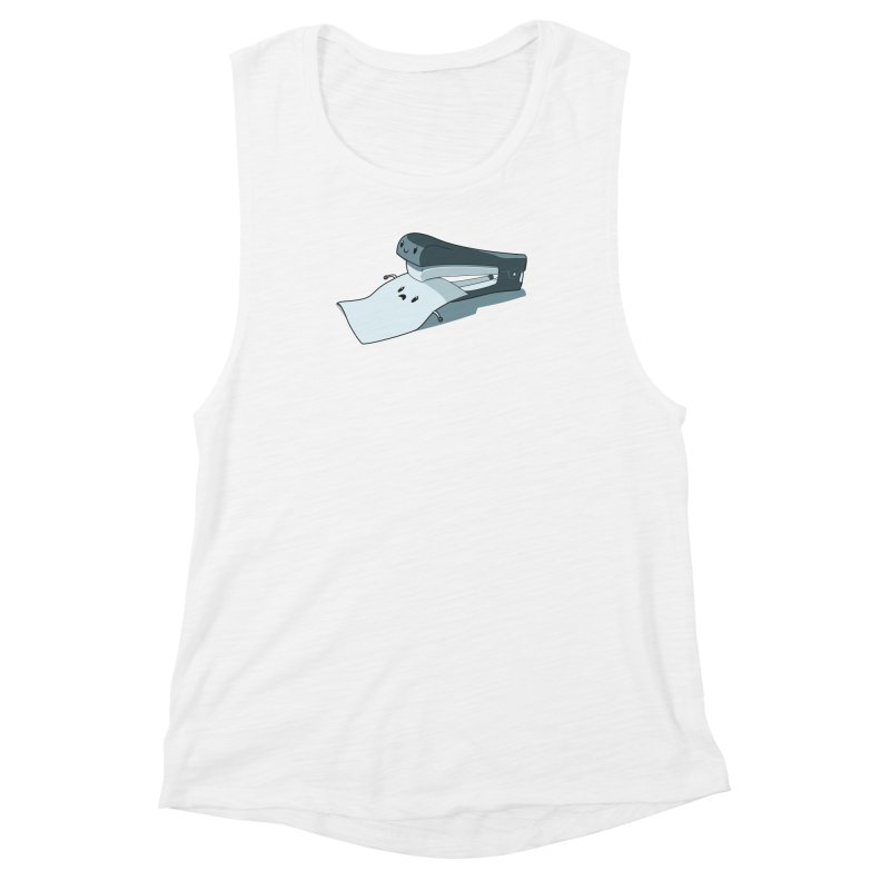 One Sided Relationship Women's Muscle Tank by Travis Gore's Shop