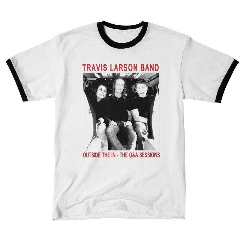 Travis Larson Band - Outside the In - The Q&A Sessions Men's T-Shirt by