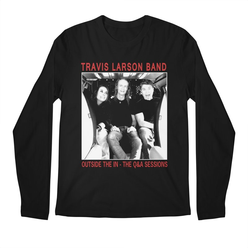 Travis Larson Band - Outside the In - The Q&A Sessions Men's Longsleeve T-Shirt by
