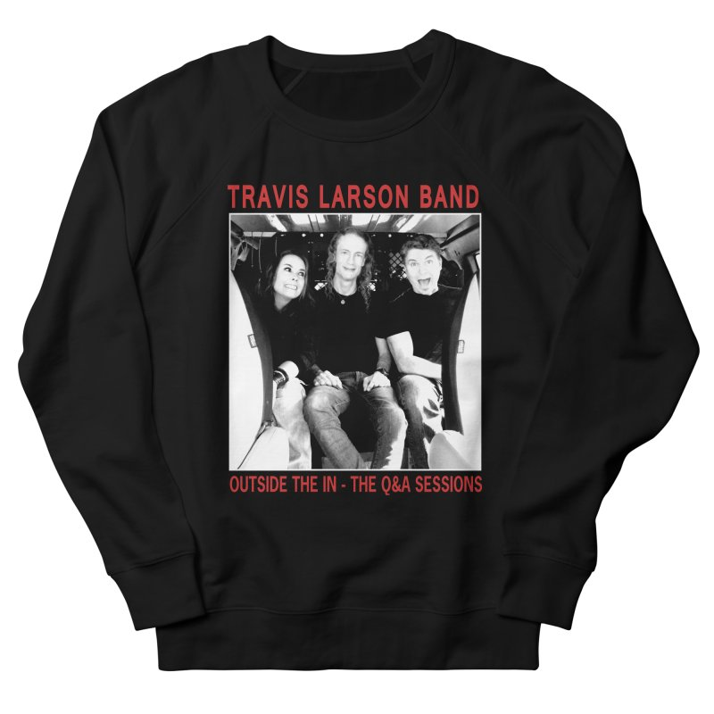 Travis Larson Band - Outside the In - The Q&A Sessions Men's Sweatshirt by