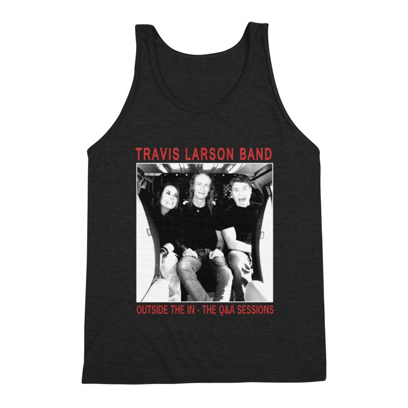 Travis Larson Band - Outside the In - The Q&A Sessions Men's Tank by