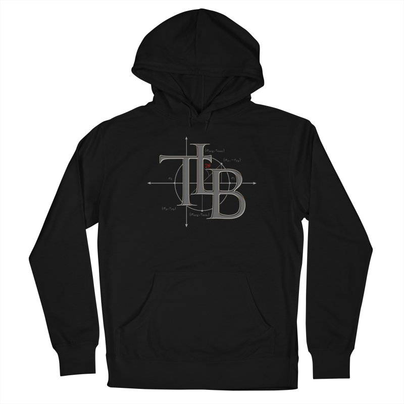 Travis Larson Band - Mohr's Circle 2020 Men's Pullover Hoody by