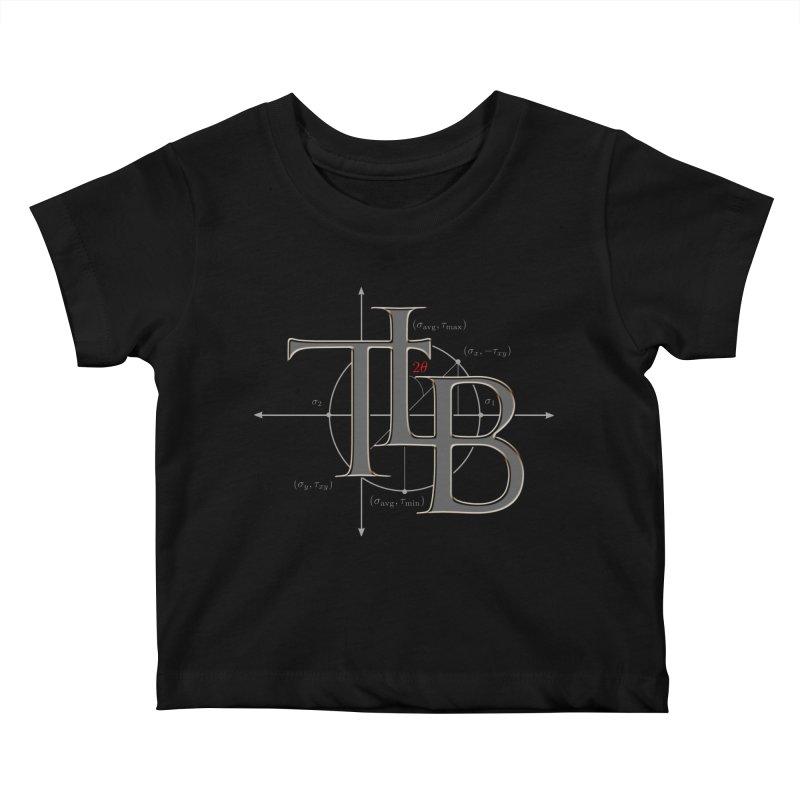 Travis Larson Band - Mohr's Circle 2020 Kids Baby T-Shirt by