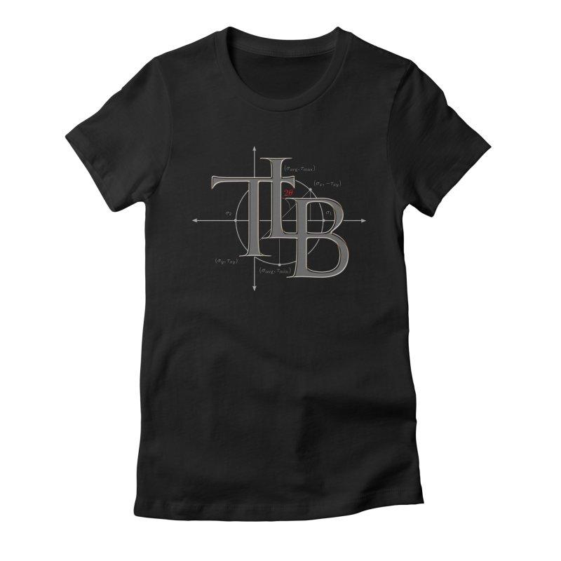 Travis Larson Band - Mohr's Circle 2020 Women's T-Shirt by