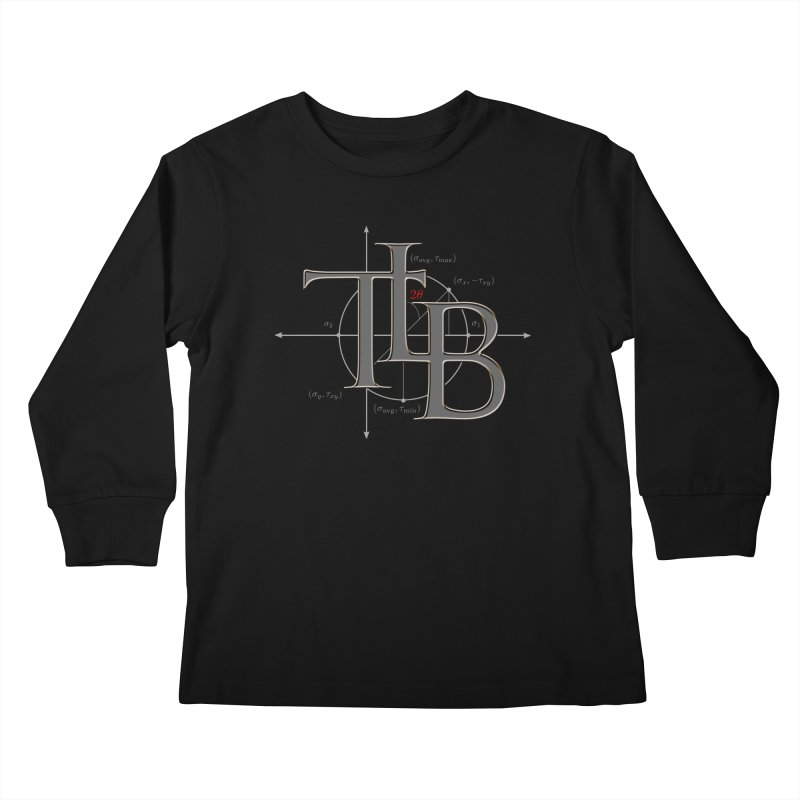 Travis Larson Band - Mohr's Circle 2020 Kids Longsleeve T-Shirt by