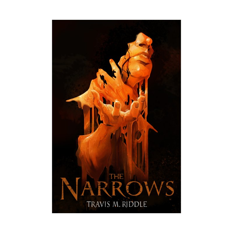 The Narrows Poster by Travis M. Riddle