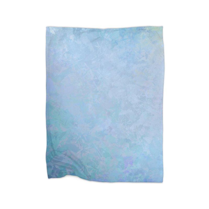 Wondrous Portal Blanket in Fleece Blanket Blanket by Travis M. Riddle