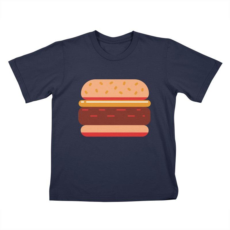 Cheeseboigah Kids Toddler T-Shirt by TravisPixels's Artist Shop