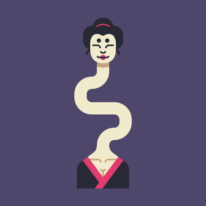 Rokurokubi by TravisPixels's Artist Shop