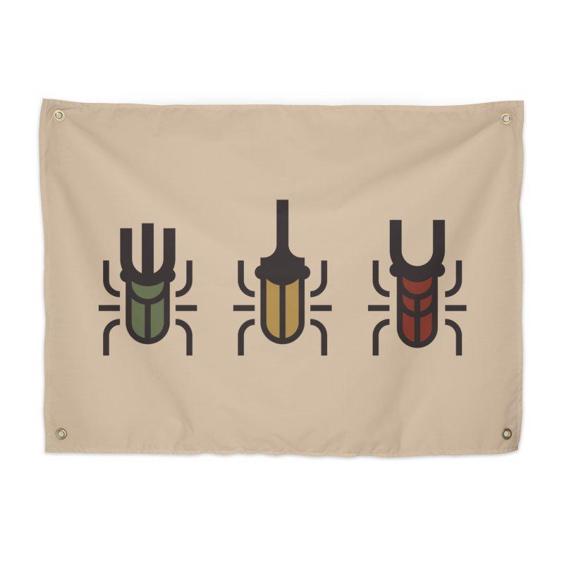 Beetles Home Tapestry by TravisPixels's Artist Shop