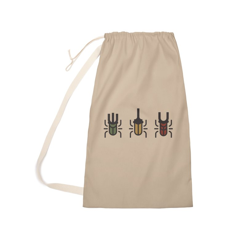 Beetles Accessories Laundry Bag Bag by TravisPixels's Artist Shop
