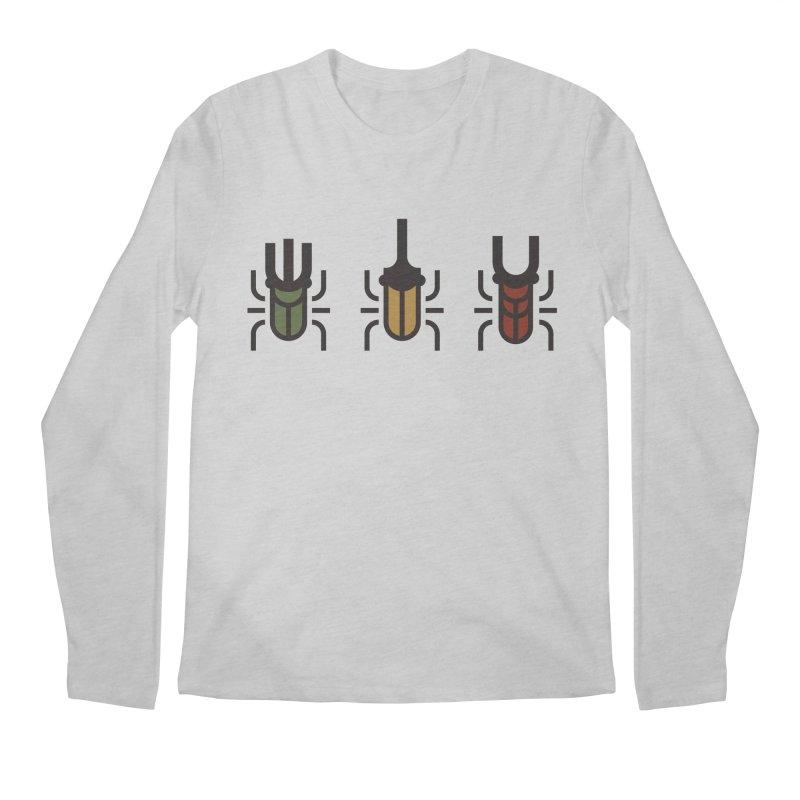 Beetles Men's Regular Longsleeve T-Shirt by TravisPixels's Artist Shop