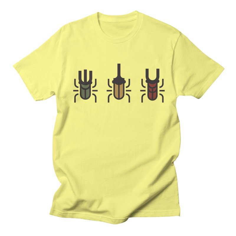 Beetles Men's Regular T-Shirt by TravisPixels's Artist Shop