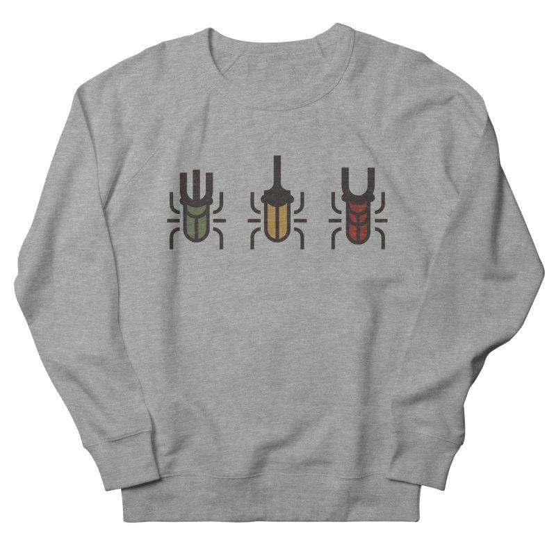 Beetles Women's French Terry Sweatshirt by TravisPixels's Artist Shop