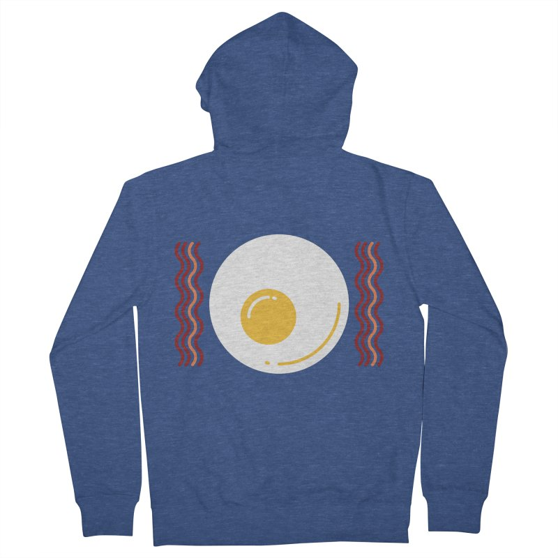 Most Important Meal Men's French Terry Zip-Up Hoody by TravisPixels's Artist Shop