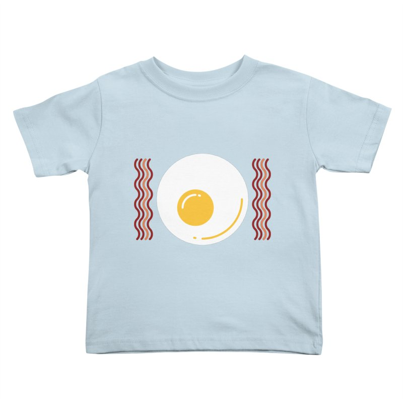 Most Important Meal Kids Toddler T-Shirt by TravisPixels's Artist Shop