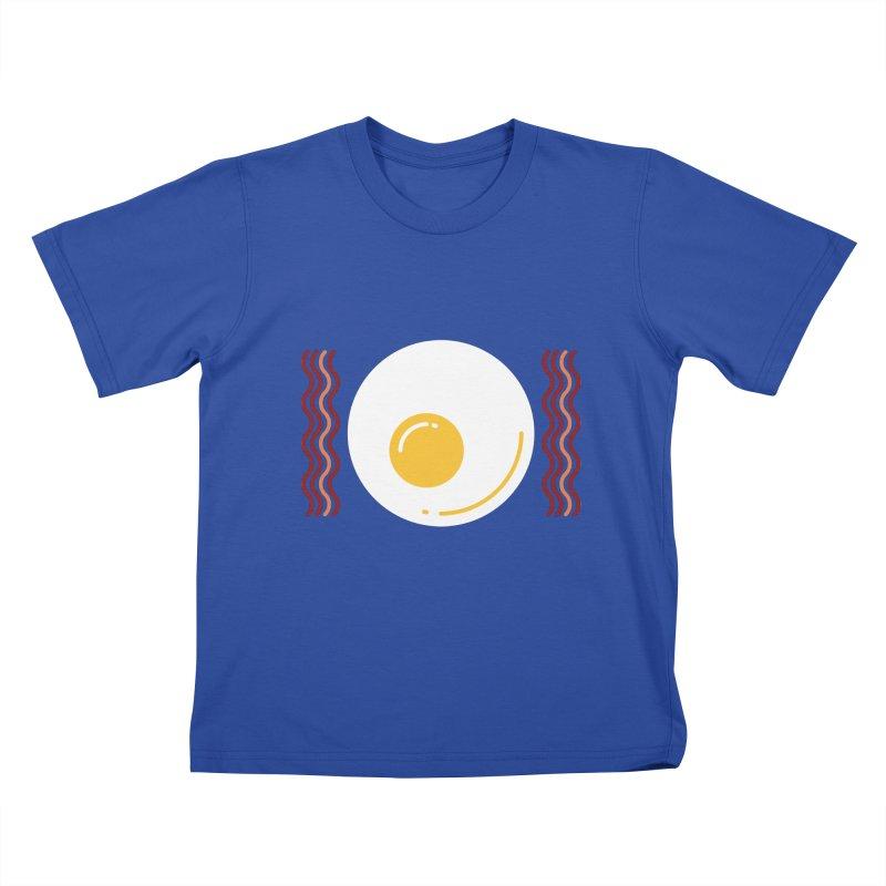 Most Important Meal Kids T-Shirt by TravisPixels's Artist Shop