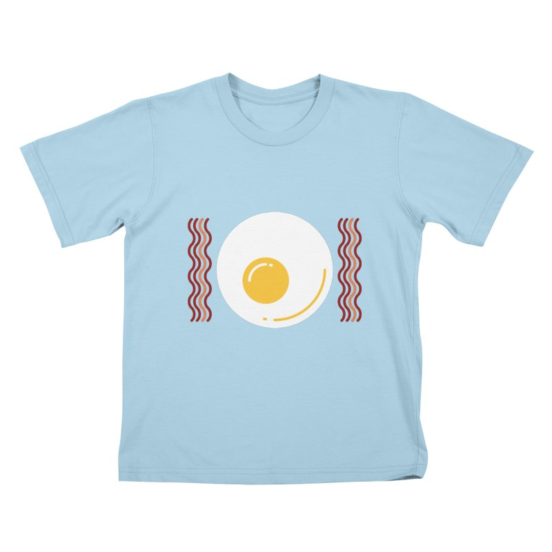 Most Important Meal Kids T-Shirt by TravisPixels's Artist Shop