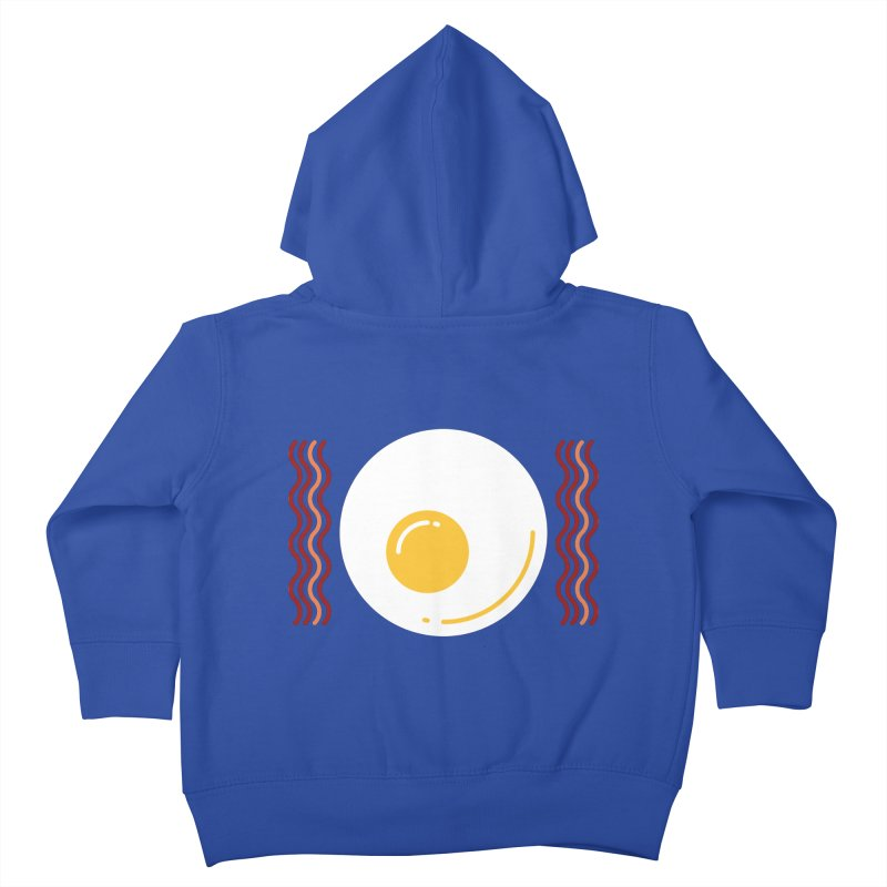 Most Important Meal Kids Toddler Zip-Up Hoody by TravisPixels's Artist Shop