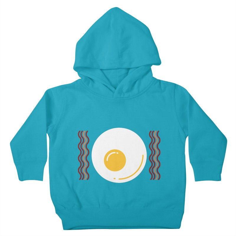 Most Important Meal Kids Toddler Pullover Hoody by TravisPixels's Artist Shop