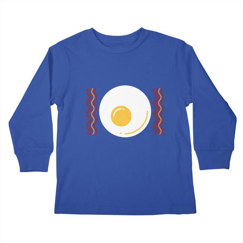 Most Important Meal Kids Longsleeve T-Shirt by TravisPixels's Artist Shop