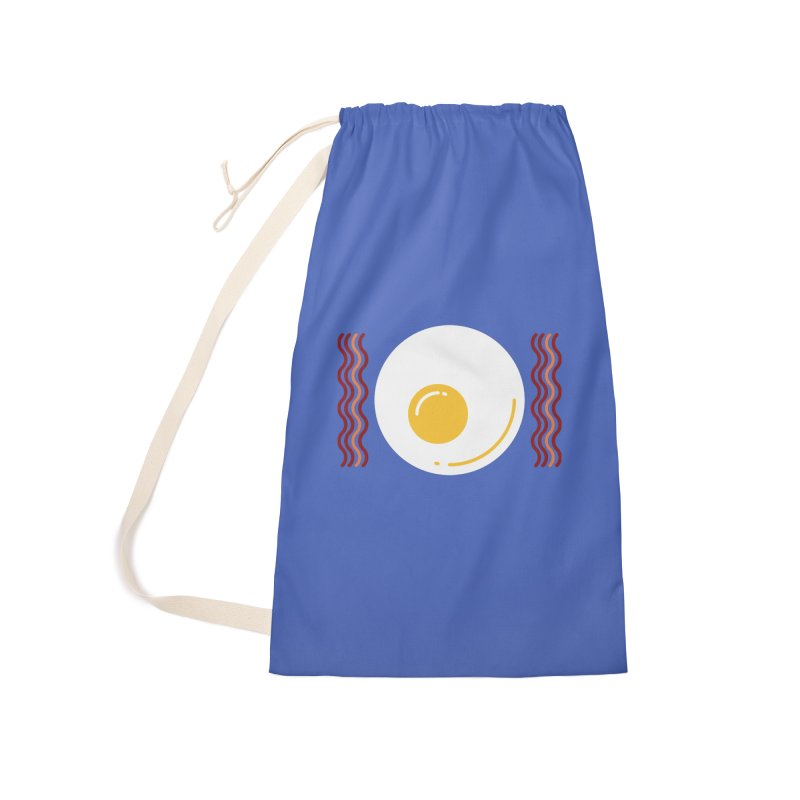 Most Important Meal Accessories Laundry Bag Bag by TravisPixels's Artist Shop