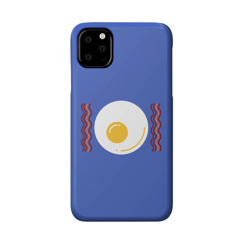 Most Important Meal Accessories Phone Case by TravisPixels's Artist Shop