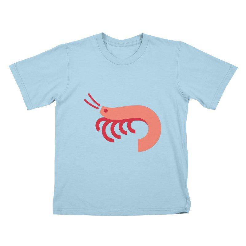 Shramp Kids T-Shirt by TravisPixels's Artist Shop