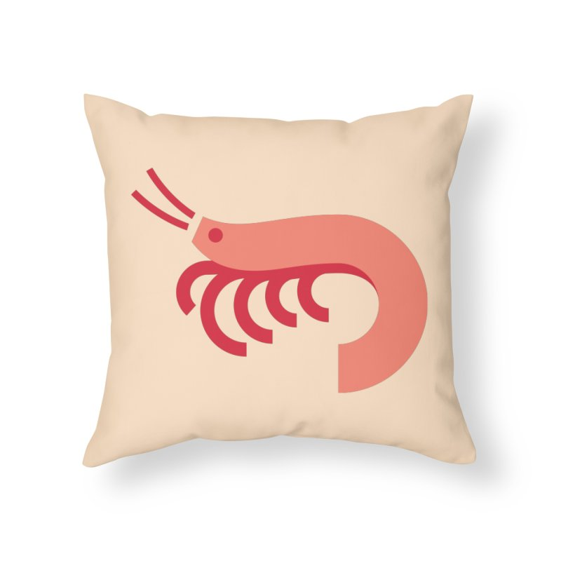 Shramp Home Throw Pillow by TravisPixels's Artist Shop