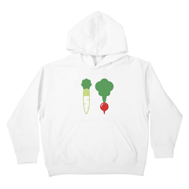 Radish Bros. Kids Pullover Hoody by TravisPixels's Artist Shop