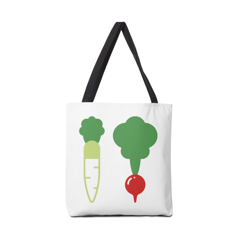 Radish Bros. Accessories Tote Bag Bag by TravisPixels's Artist Shop