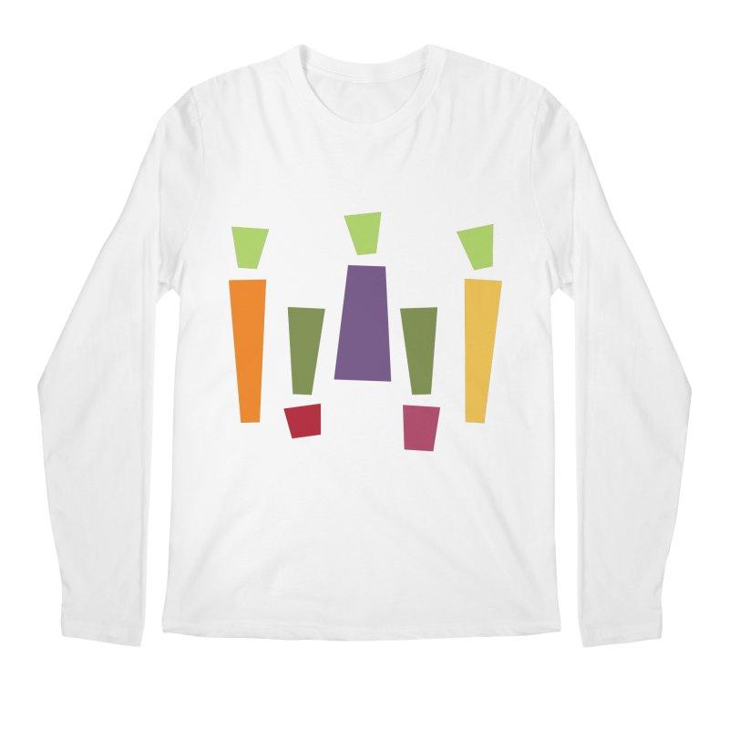 Abstract Vegetables Men's Regular Longsleeve T-Shirt by TravisPixels's Artist Shop