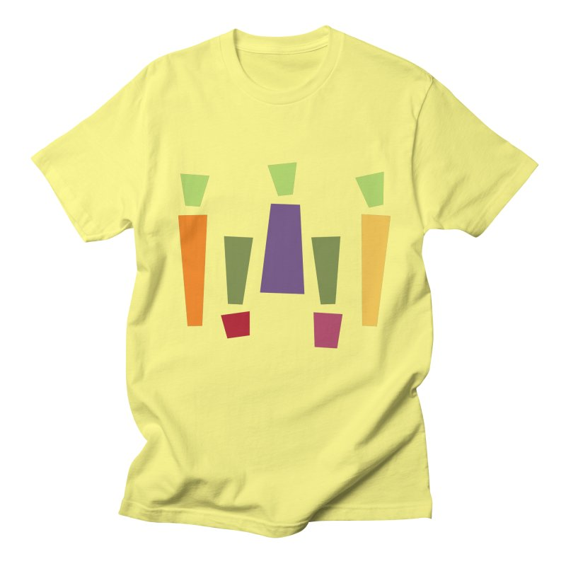 Abstract Vegetables Men's Regular T-Shirt by TravisPixels's Artist Shop