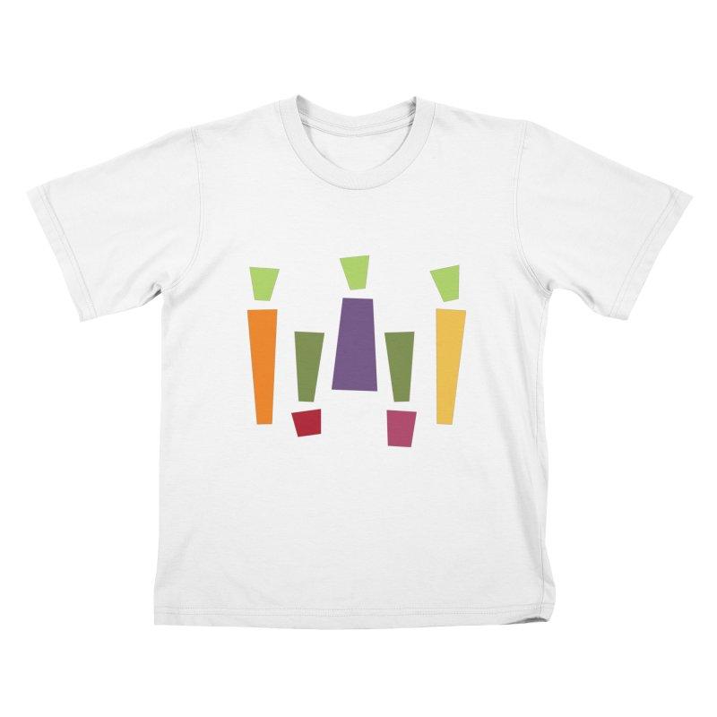 Abstract Vegetables Kids Toddler T-Shirt by TravisPixels's Artist Shop