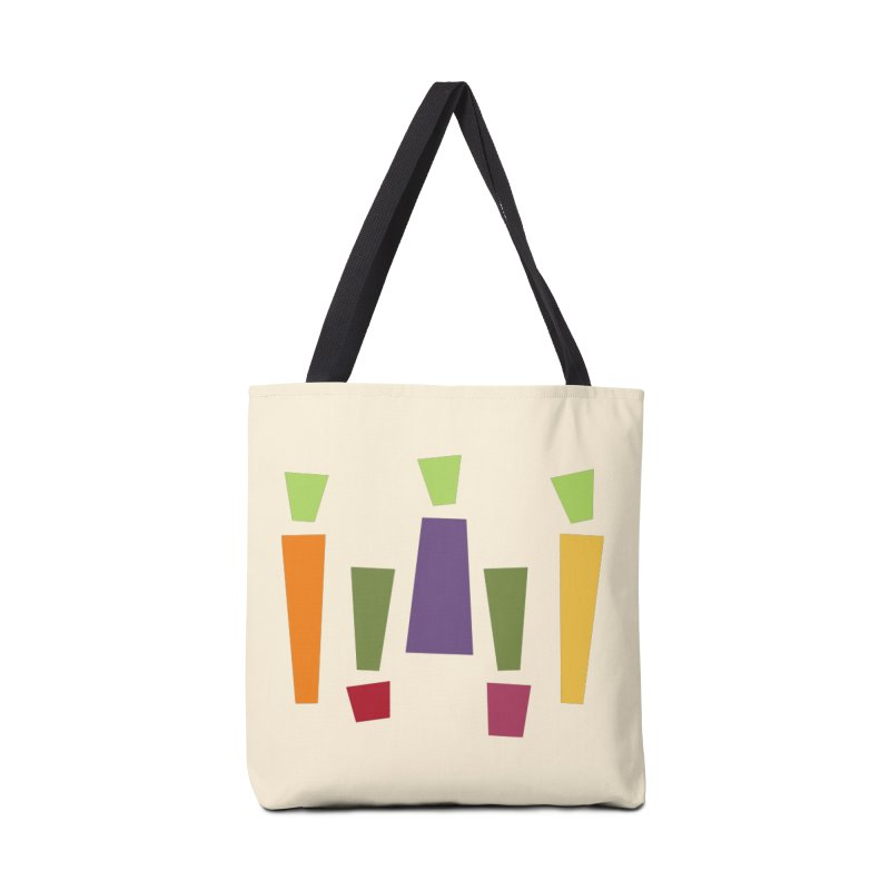 Abstract Vegetables Accessories Tote Bag Bag by TravisPixels's Artist Shop