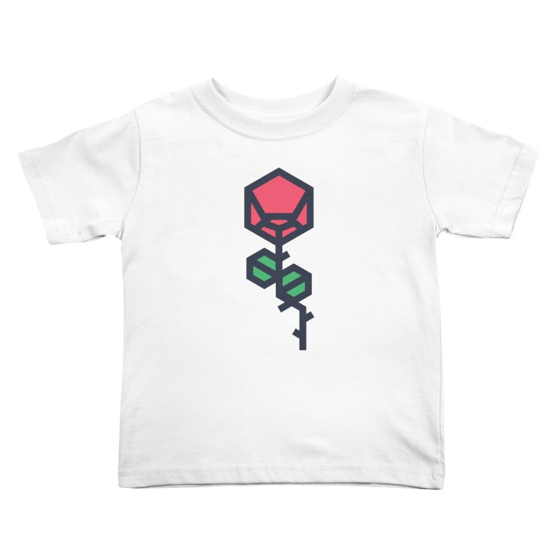 Rose Kids Toddler T-Shirt by TravisPixels's Artist Shop