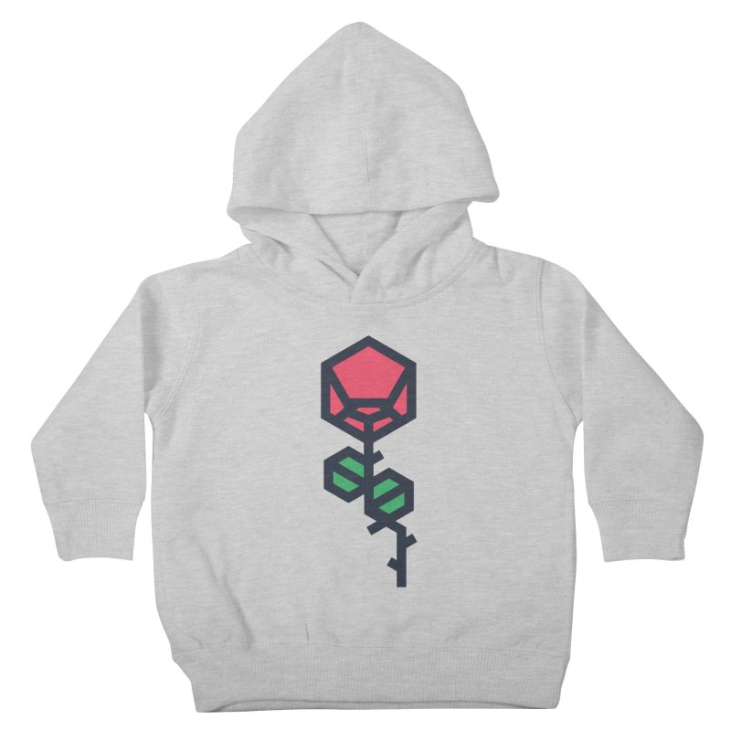 Rose Kids Toddler Pullover Hoody by TravisPixels's Artist Shop