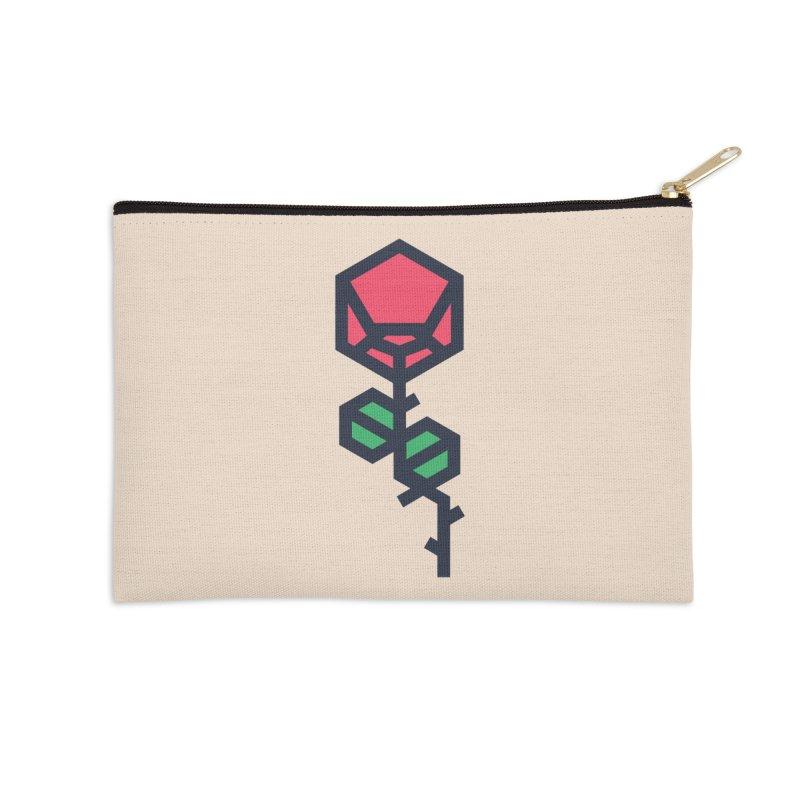 Rose Accessories Zip Pouch by TravisPixels's Artist Shop