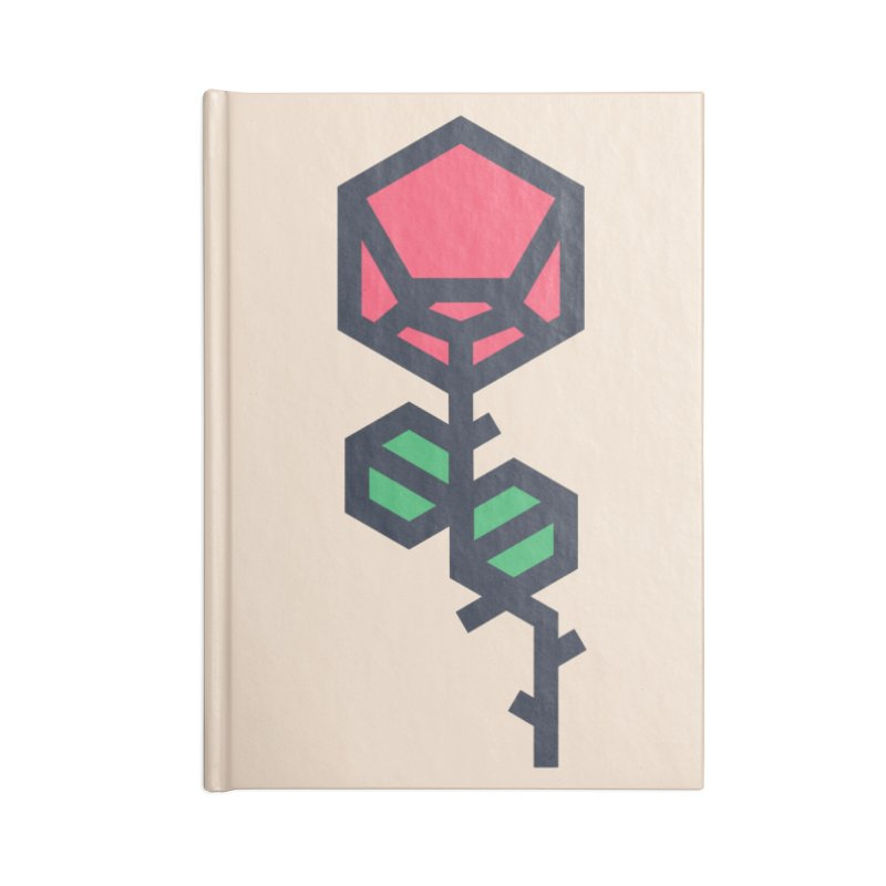 Rose Accessories Notebook by TravisPixels's Artist Shop