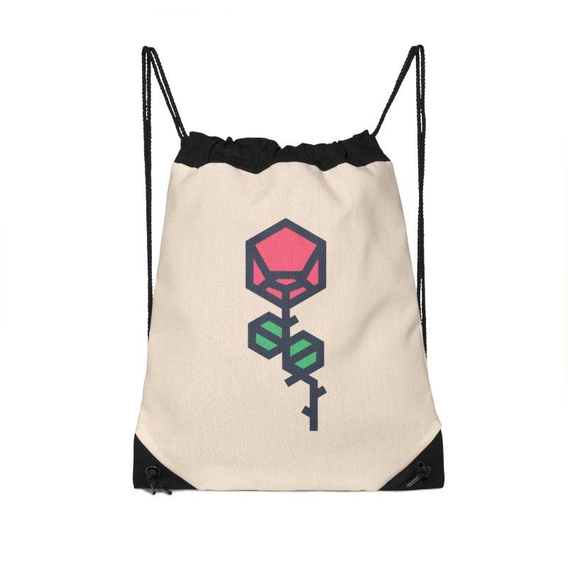 Rose Accessories Drawstring Bag Bag by TravisPixels's Artist Shop