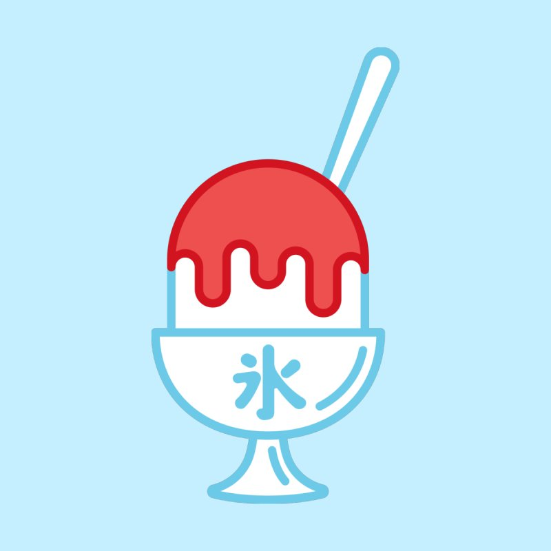 Kakigori by TravisPixels's Artist Shop