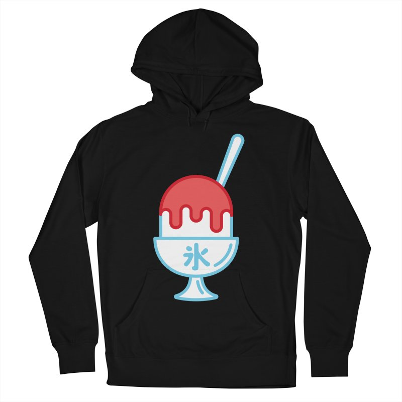 Kakigori Women's French Terry Pullover Hoody by TravisPixels's Artist Shop