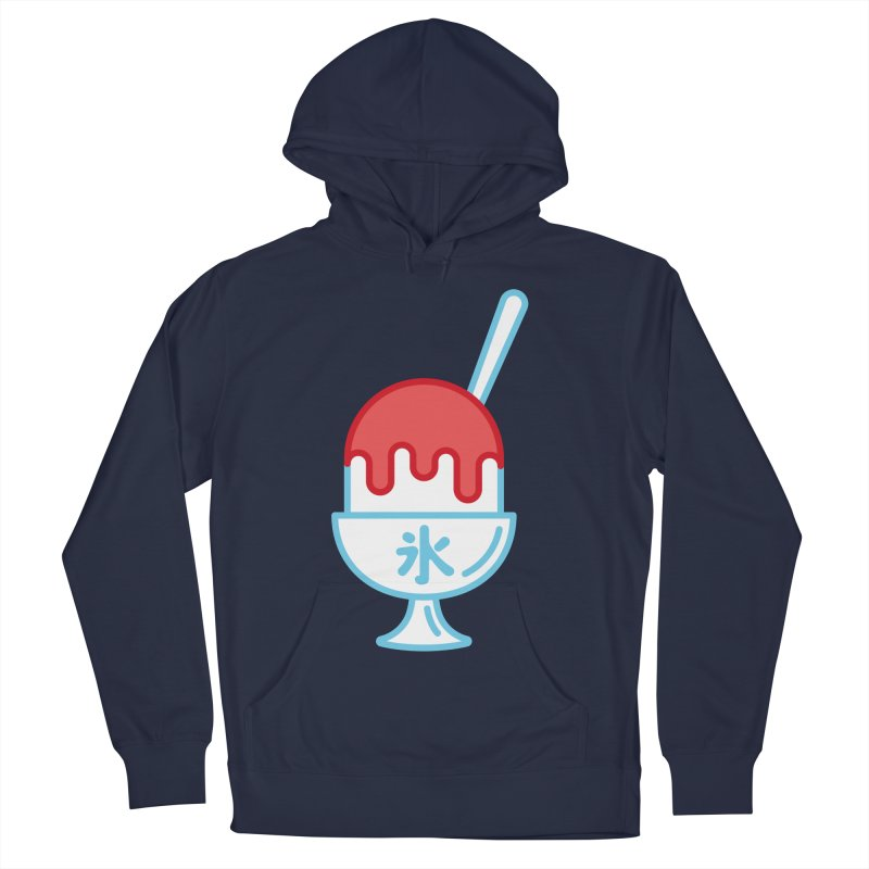 Kakigori Men's French Terry Pullover Hoody by TravisPixels's Artist Shop