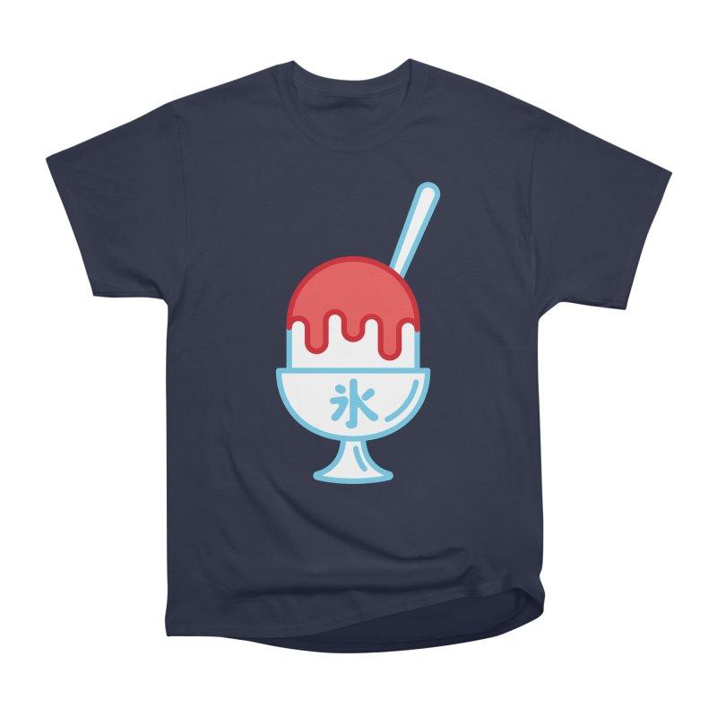Kakigori Men's Heavyweight T-Shirt by TravisPixels's Artist Shop