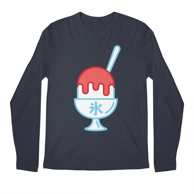 Kakigori Men's Regular Longsleeve T-Shirt by TravisPixels's Artist Shop